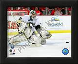 Marc-Andre Fleury in Game 5 of the 2008 NHL Stanley Cup Finals; Action 16 Prints