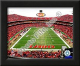 Arrowhead Stadium, Art