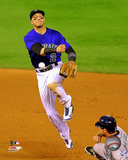 Troy Tulowitzki 2014 Action Photo