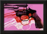 Gun, c.1981-82 Art by Andy Warhol