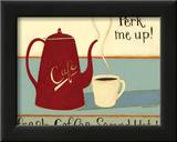 Perk Me Up Art Print by Dan Dipaolo