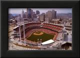 Cincinnati, Ohio - Baseball Posters by Mike Smith