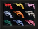 Gun, c.1982 Print by Andy Warhol