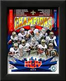 New Orleans Saints Super Bowl XLIV Champions Prints