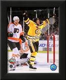 Marco Sturm Game Winning Goal Vertical 2010 NHL Winter Classic Prints