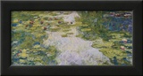 Water Lilies, c. 1917-19 Posters by Claude Monet