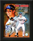 Evan Longoria 2008 American League Rookie Of The Year Posters