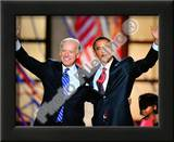 Democratic Presidential candidate Barack Obama & Vice Presidential candidate Joe Biden, Democratic Posters