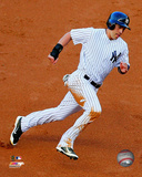 Jacoby Ellsbury 2014 Action Photo