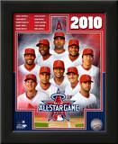 2010 Los Angeles Angels Team Posters