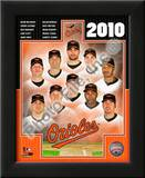 2010 Baltimore Orioles Team Posters