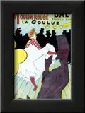 Moulin Rouge, c.1891 Prints by Henri de Toulouse-Lautrec