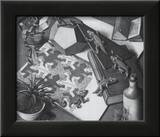 Reptiles Prints by M. C. Escher