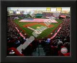 Angel Stadium 2010 Opening Day Print
