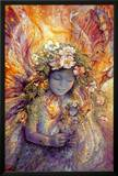 The Fairy's Fairy Prints by Josephine Wall
