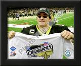 Drew Brees 2009 NFC Championship Game Prints