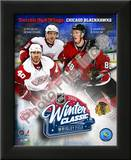 2008-09 NHL Winter Classic Match Up Posters