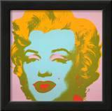 Marilyn Monroe, 1967 (pale pink) Print by Andy Warhol
