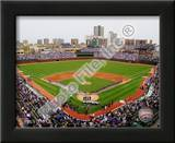 Wrigley Field 2010 Opening Day Prints