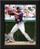Delmon Young 2010 Posters