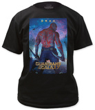 Guardians of the Galaxy - Drax T-shirts
