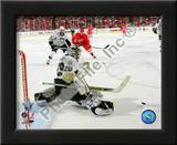 Marc-Andre Fleury in Game 5 of the 2008 NHL Stanley Cup Finals; Action 17 Posters