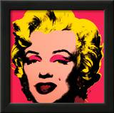 Marilyn Monroe, 1967 (hot pink) Prints by Andy Warhol
