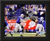 Peyton Manning 2009 AFC Championship Game Print