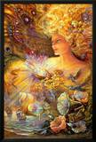 Crystal Of Enchantment Posters by Josephine Wall