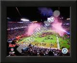 Sun Life Stadium Super Bowl XLIV Poster