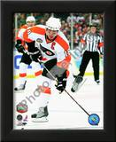 Mike Richards 2010 NHL Winter Classic Posters