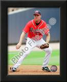 Chipper Jones 2010 Print