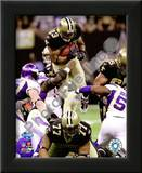 Pierre Thomas 2009 With NFC Championship Posters