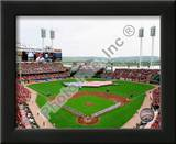 Great American Ball Park 2010 Opening Day Prints