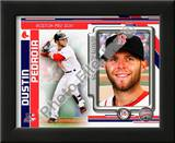 Dustin Pedroia 2010 Art