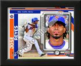 Jose Reyes 2010 Prints