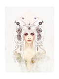 Let's Start a Revolution Premium Giclee Print by  Mydeadpony