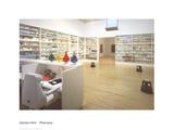 Pharmacy Affiche par Damien Hirst