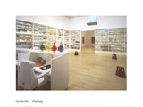Pharmacy Print by Damien Hirst