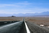 Road in the Atacama Desert, Chile and Bolivia Photographic Print by Françoise Gaujour