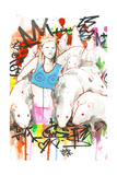 Yolandi Prints by Lora Zombie