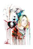 Kurt Posters by Lora Zombie