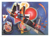 Im Blau Collectable Print by Wassily Kandinsky