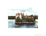 Rhine Chateau Premium Edition by Malcolm Morley