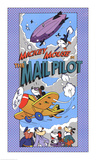 Mickey Mouse in the Mail Pilot Posters
