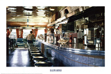 Ralph's Diner Collectable Print by Ralph Goings