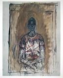 Portrait of Caroline Sammlerdrucke von Alberto Giacometti