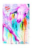Mr Unicorn Prints by Lora Zombie