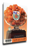 2006 Orange Bowl Mega Ticket - Penn State Nittany Lions Stretched Canvas Print