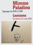 Louisiana Collectable Print by Mimmo Paladino